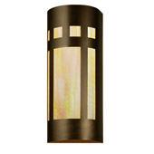 Craftsman/Mission Van Erp Wall Sconce - Meyda 71352