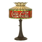 Novelty Coca-Cola Accent Lamp - Meyda 74066
