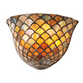 Tiffany Fishscale Wall Sconce - Meyda 99197