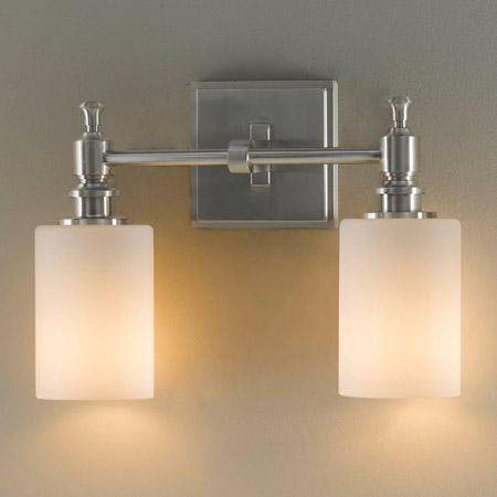 Murray feiss vs16102 bs sullivan ada compliant vanity light for Murray feiss bathroom lighting fixtures