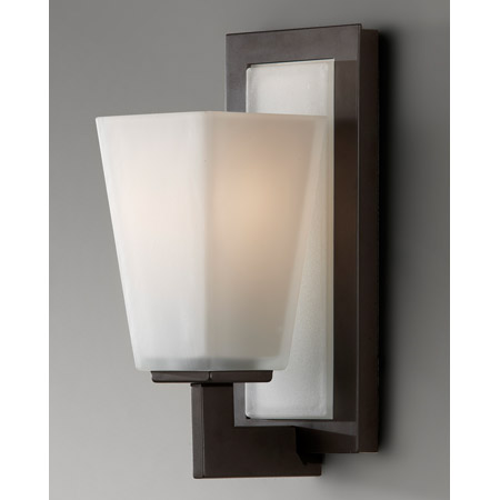 Murray Feiss Vs16601 Orb Clayton Wall Sconce