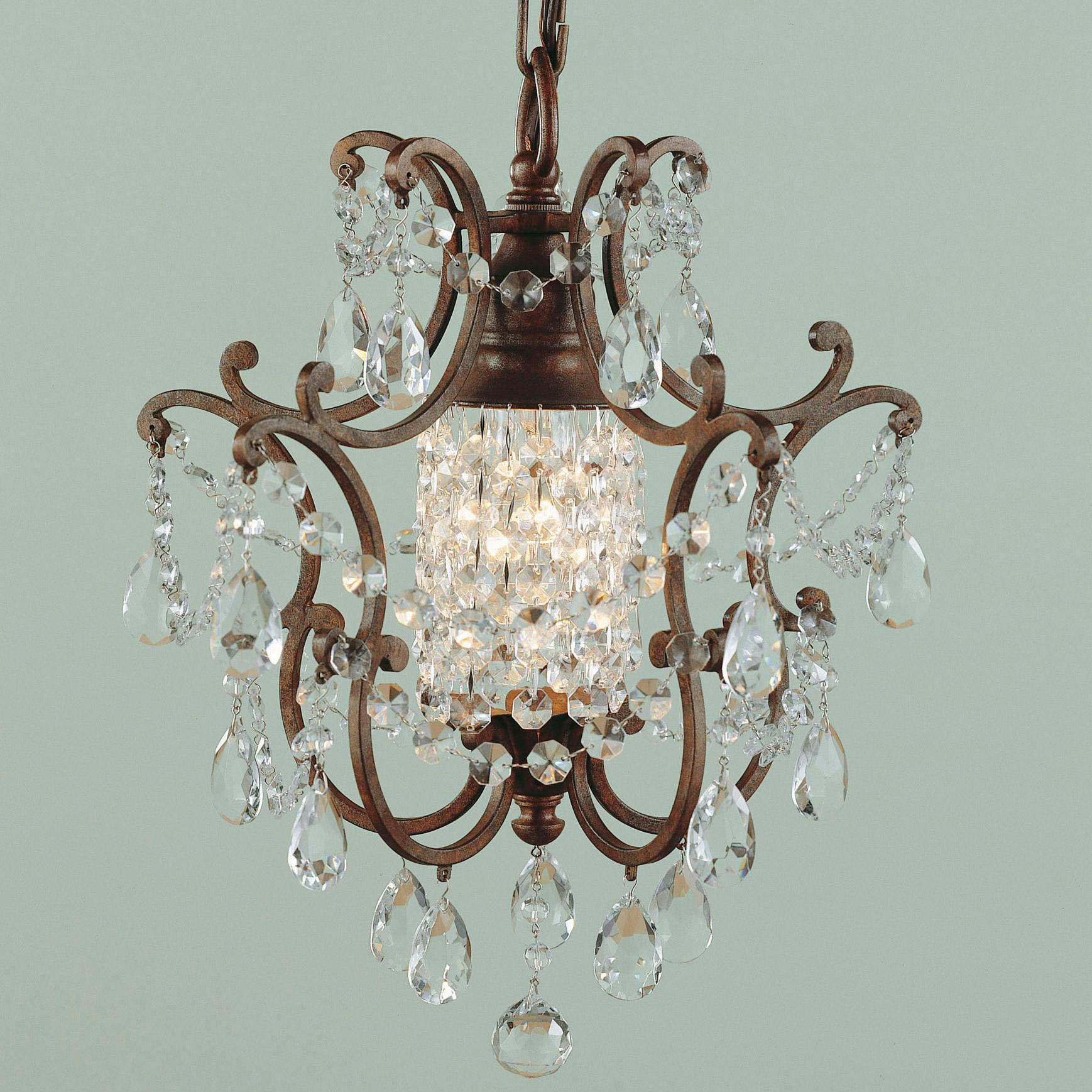 murray feiss f18791brb crystal maison de ville mini duo mini chandelier