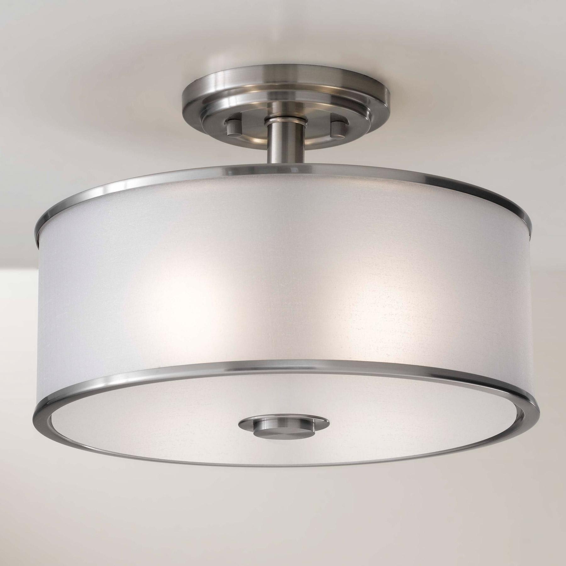 Murray Feiss Sf251bs Luxury Semi Flush Ceiling Fixture