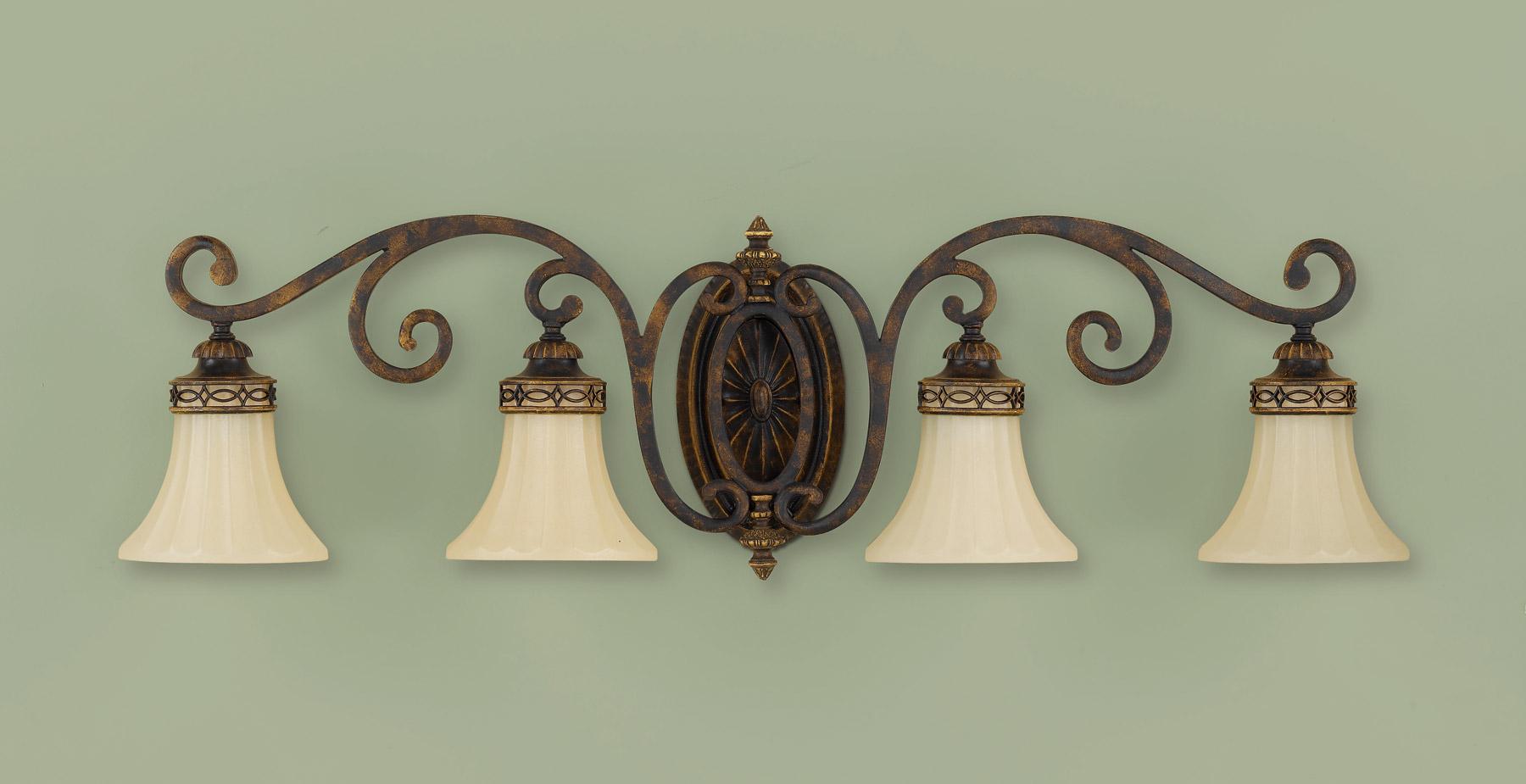 Murray Feiss VS11204-WAL Drawing Room Vanity Light