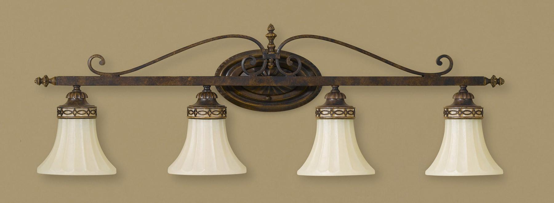 Murray feiss vs12504 wal drawing room vanity light for Murray feiss bathroom lighting fixtures