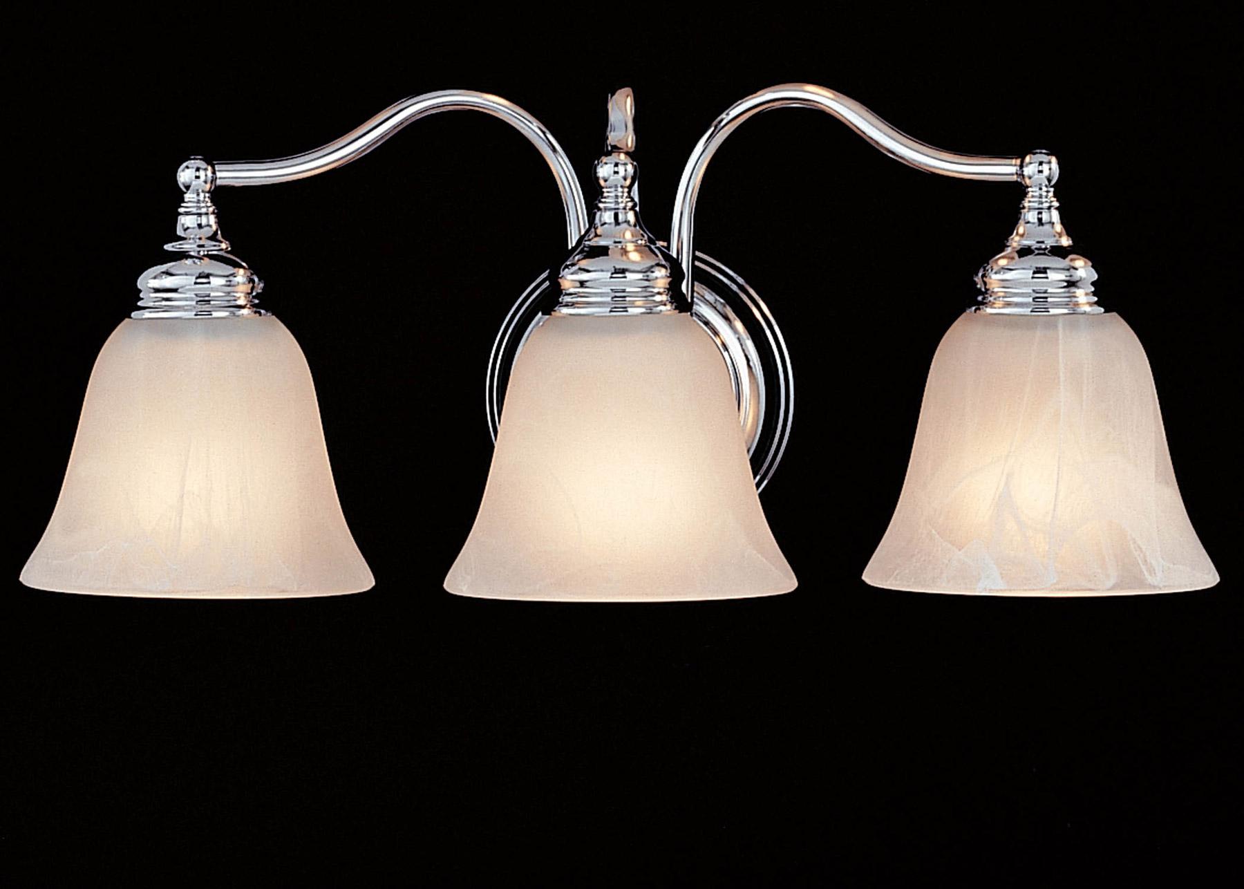Murray feiss vs6703 ch bristol vanity light for Murray feiss bathroom lighting fixtures