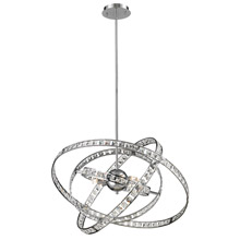 Elk Lighting 82030/6 Saturn Pendant