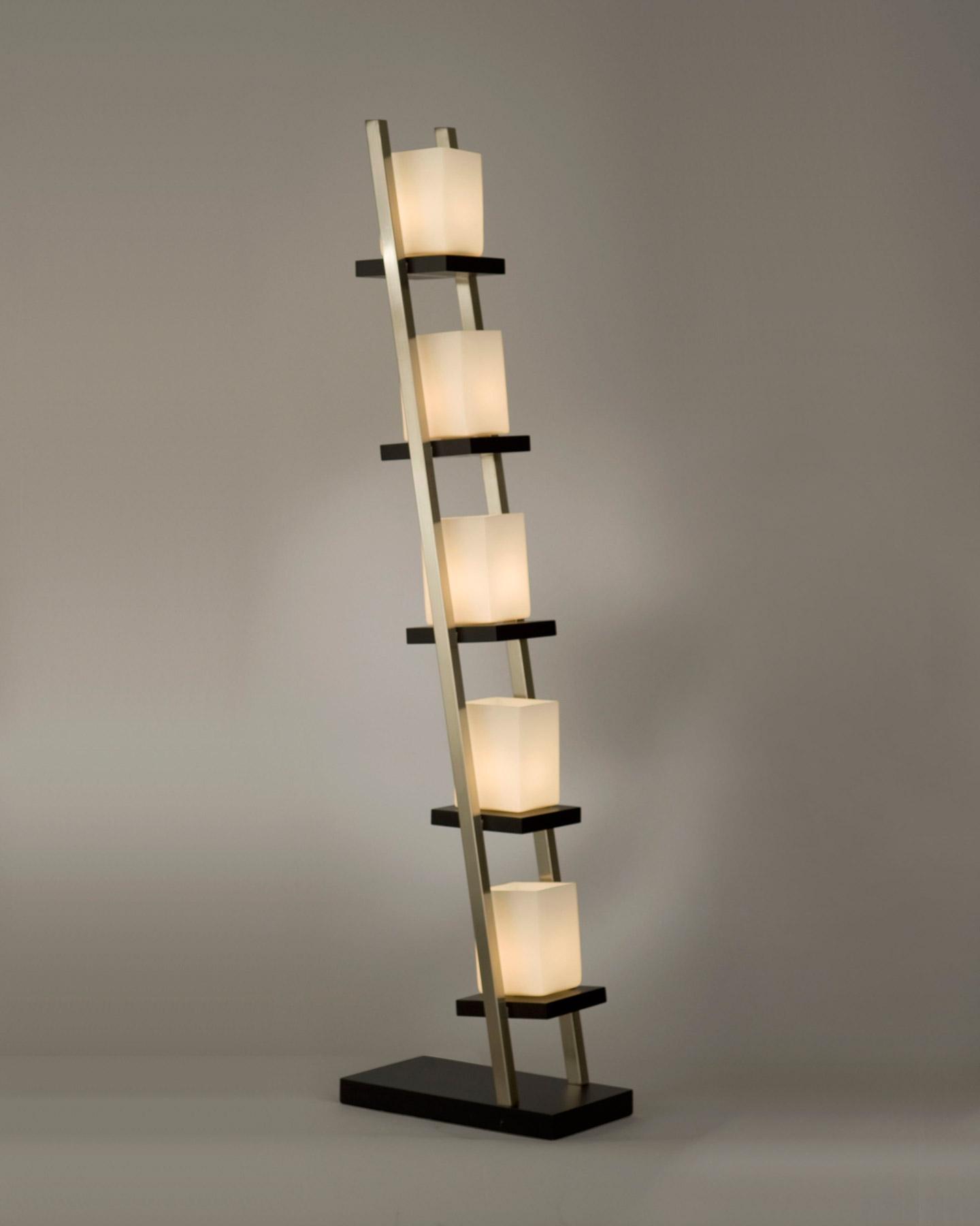 Nova Lighting 11815 Escalier Floor Lamp