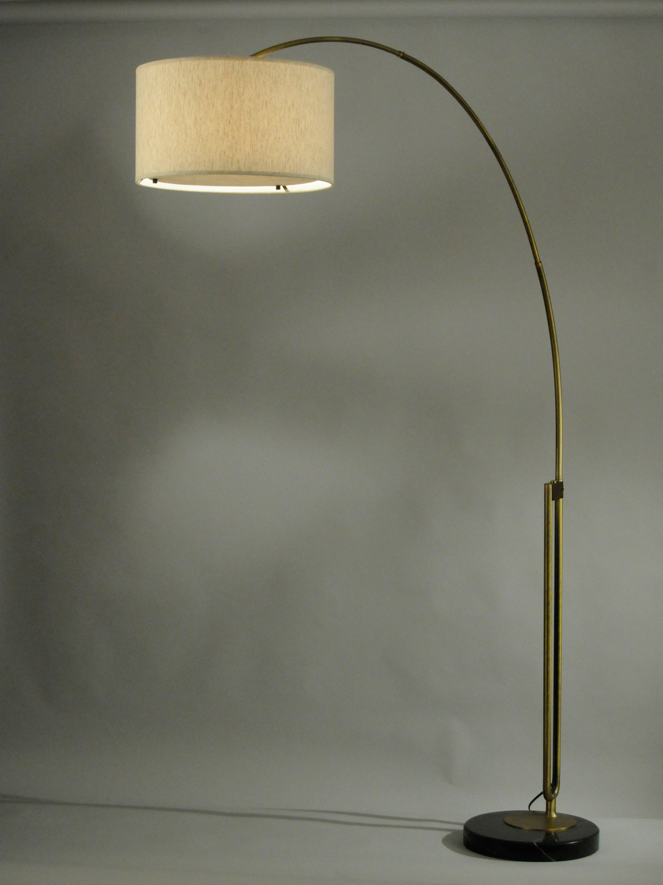 Nova Lighting 2110104 Viborg Arc Floor Lamp