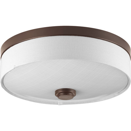 Progress Lighting P3610-2030K9 Weaver Led Energy Star One-Light Flush Mount