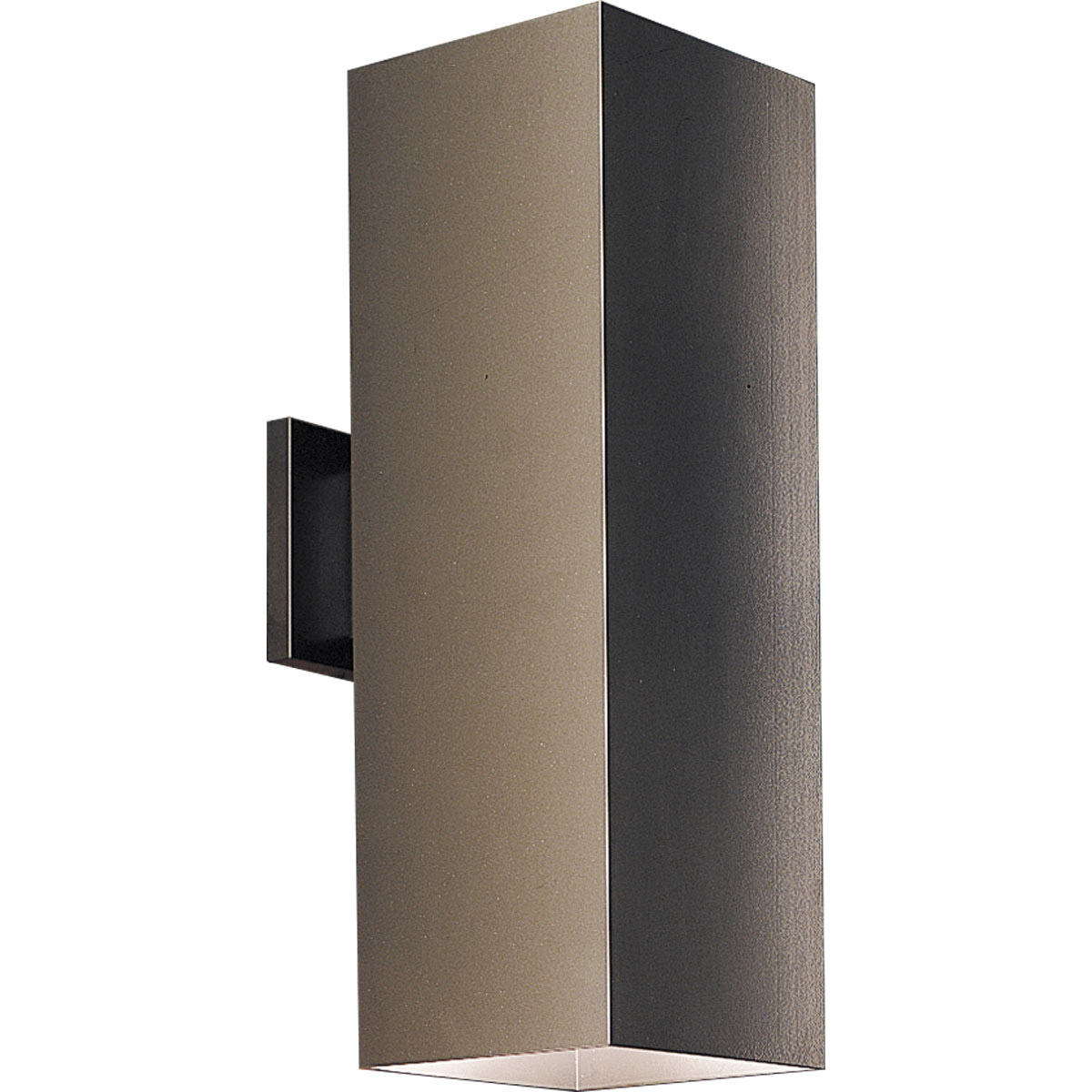 Lighting P5644-20 Square Outdoor Wall Mount Fixture