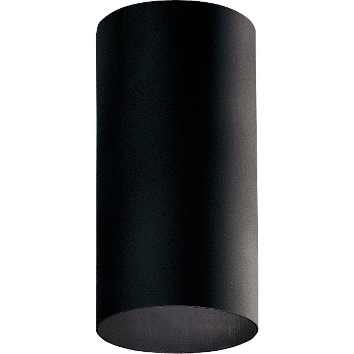 progress lighting p5741 82 30k cylinder outdoor ceiling light fixture