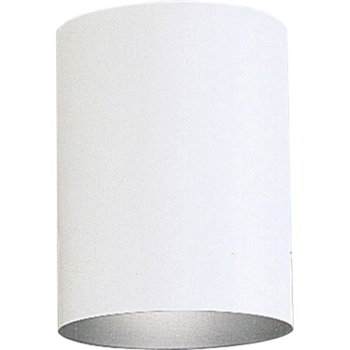 Progress lighting p5774 30 cylinder outdoor flush mount - Exterior surface mounted light fixtures ...