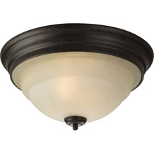 Progress Lighting P3184-77 Torino Flush Mount Ceiling Fixture
