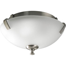 Progress Lighting P3290-09EBWB Westin Energy Star Flush Mount Ceiling Fixture