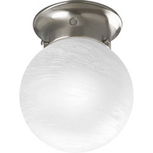 Progress Lighting P3401-09 Glass Globes Flush Mount Ceiling Fixture