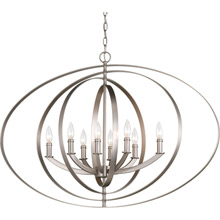 Progress Lighting P3791-126 Equinox Oval Chandelier