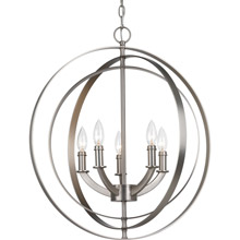 Progress Lighting P3841-126 Equinox Chandelier