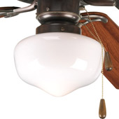 Transitional Air Pro Ceiling Fan Light Kit - Progress Lighting P2601-20
