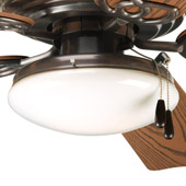 Transitional Air Pro Ceiling Fan Light Kit - Progress Lighting P2611-20