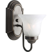 Transitional Builder Bath Wall Sconce - Progress Lighting P3051-20