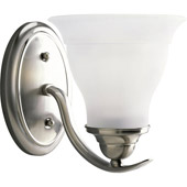 Transitional Trinity Energy Star Wall Sconce - Progress Lighting P3190-09EBWB
