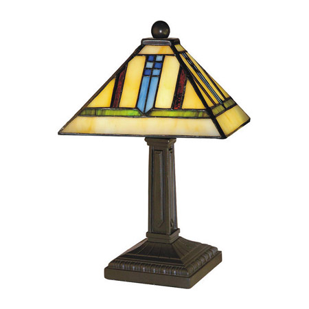 Paul Sahlin Tiffany 1438 Banner Mini Lamp