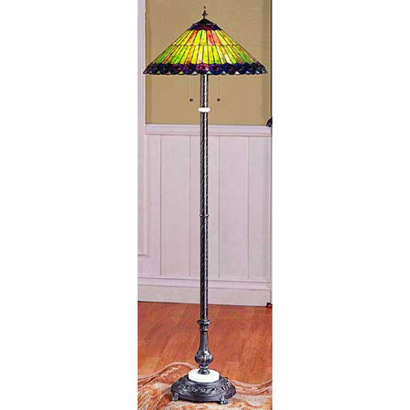 lamps floor lamps standard floor lamps paul sahlin tiffany. Black Bedroom Furniture Sets. Home Design Ideas