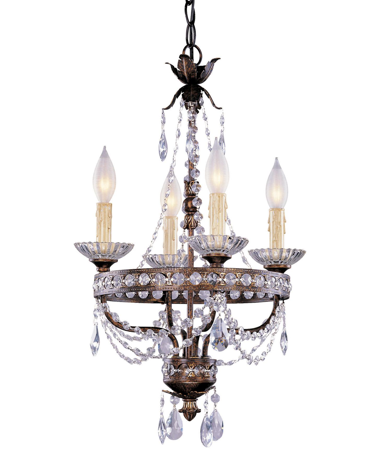 Foyer Mini Chandelier : Savoy house crystal linda mini chandelier