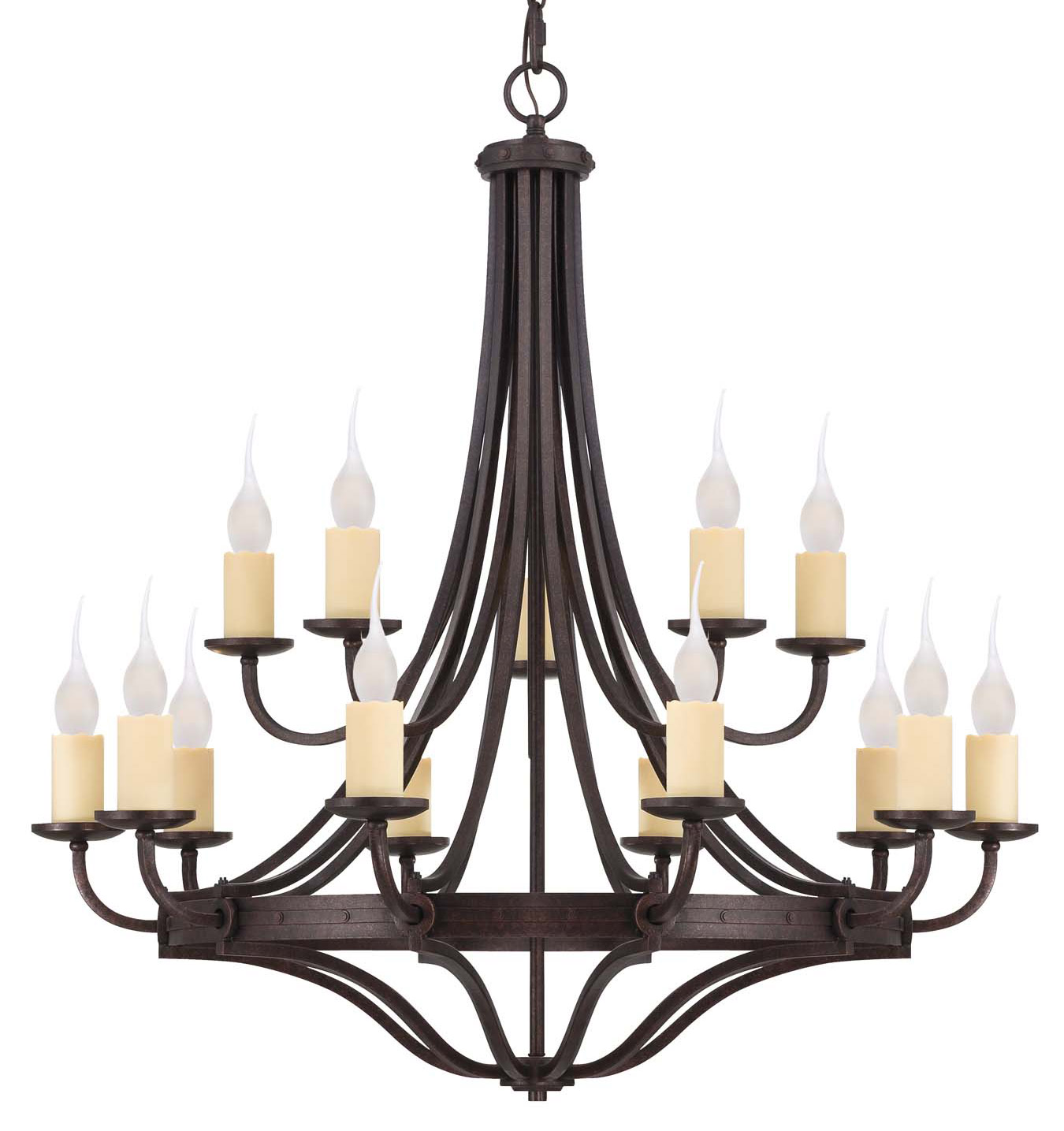 Savoy House 1 2014 15 05 Elba 15 Light Large Chandelier