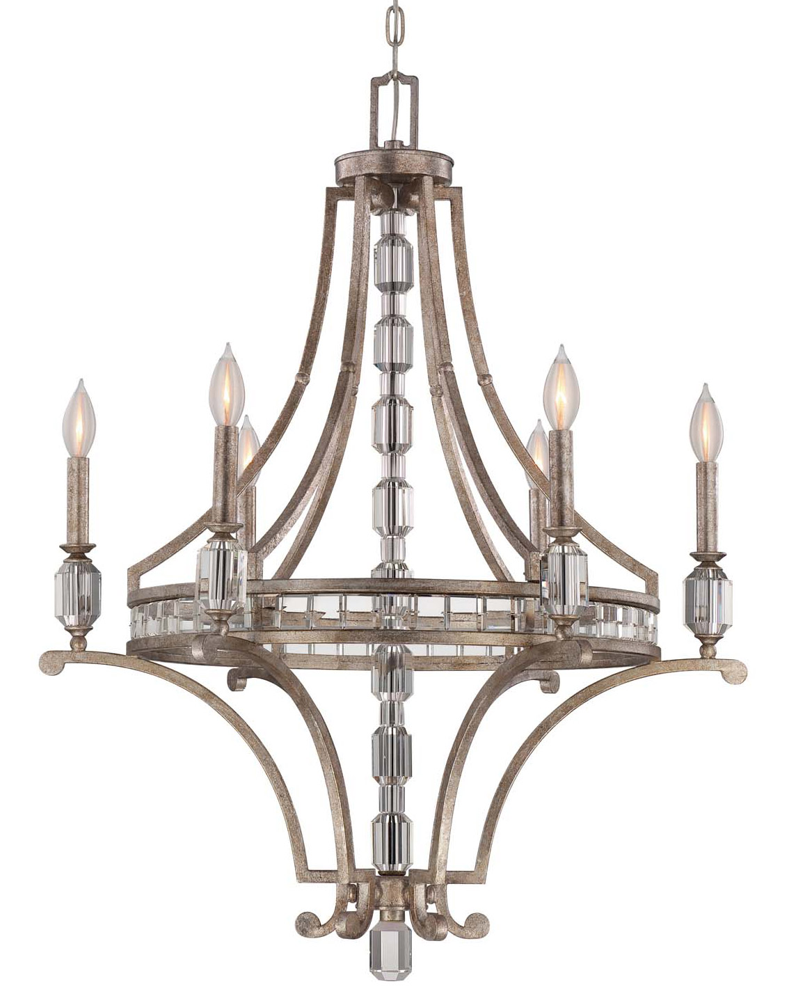 House 1 7151 6 272 filament 6 light chandelier savoy house 1 7151 6 272 filament 6 light chandelier mozeypictures Images