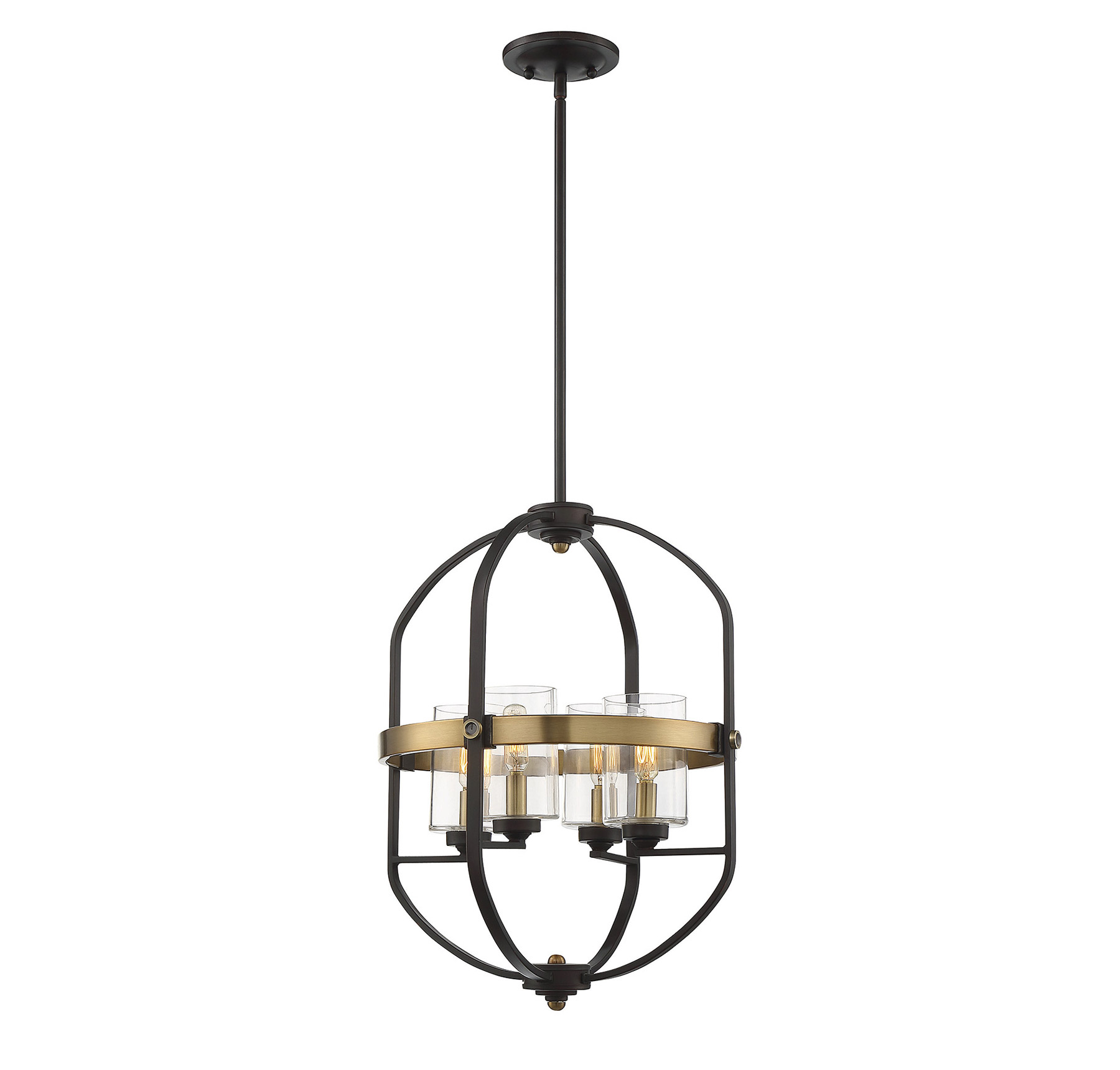 House 3 8040 4 79 Kirkland 4 Light Foyer Pendant