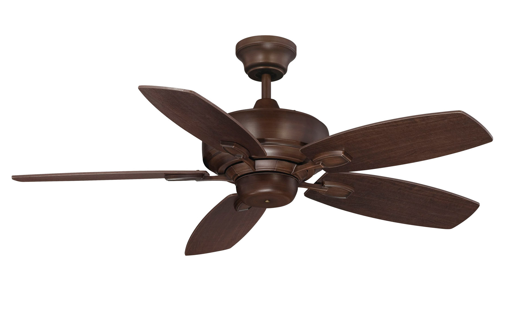 Ceiling fans without light kit : Savoy house rv wind star indoor ceiling fan