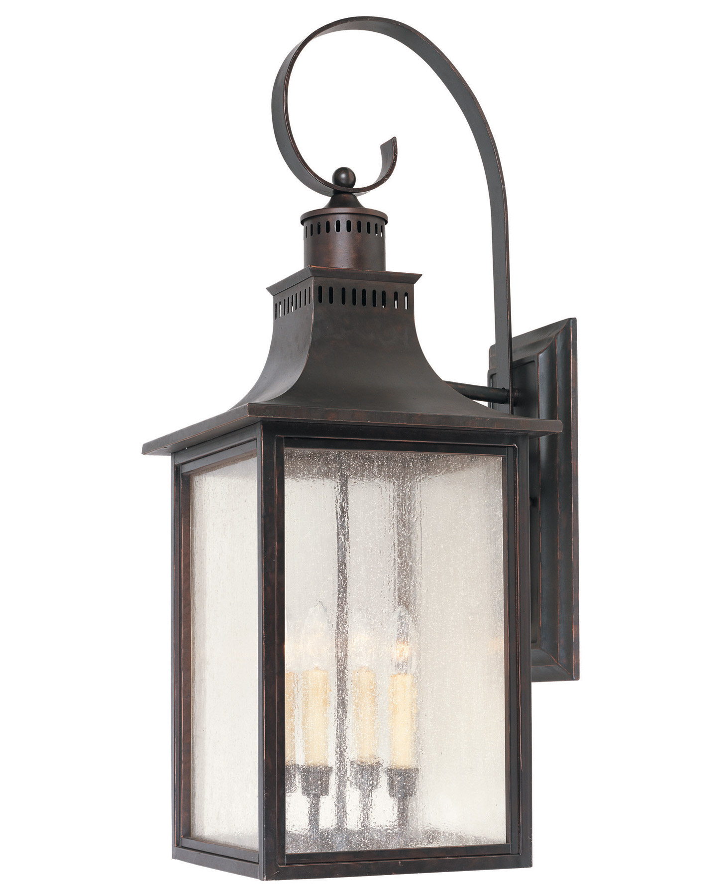 Savoy house 5 257 13 monte grande outdoor wall mount lantern for Yard lighting fixtures