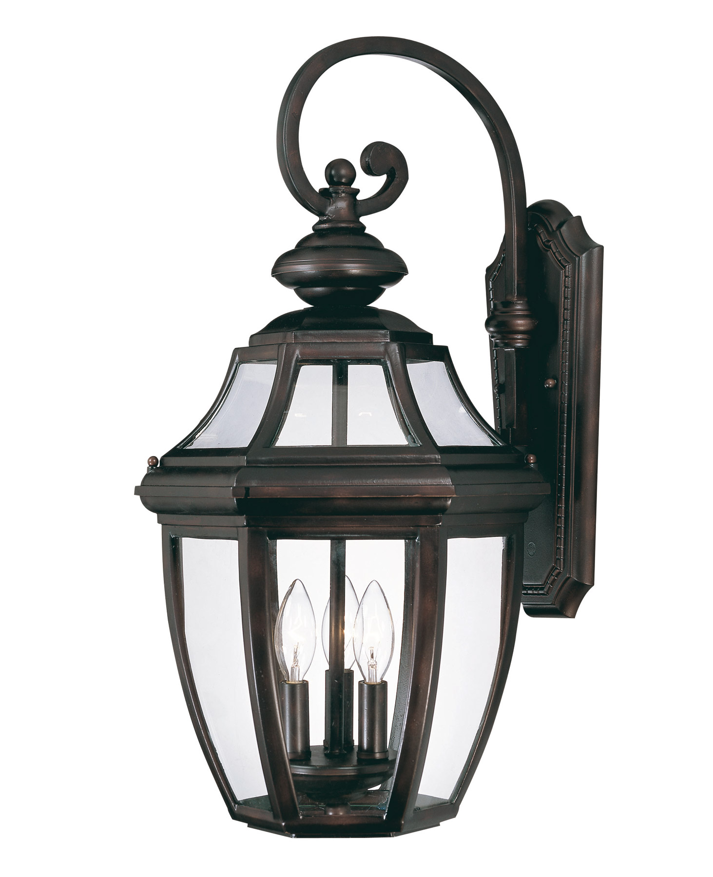 External Lantern Wall Lights : Savoy House 5-493-13 Endorado Outdoor Wall Mount Lantern