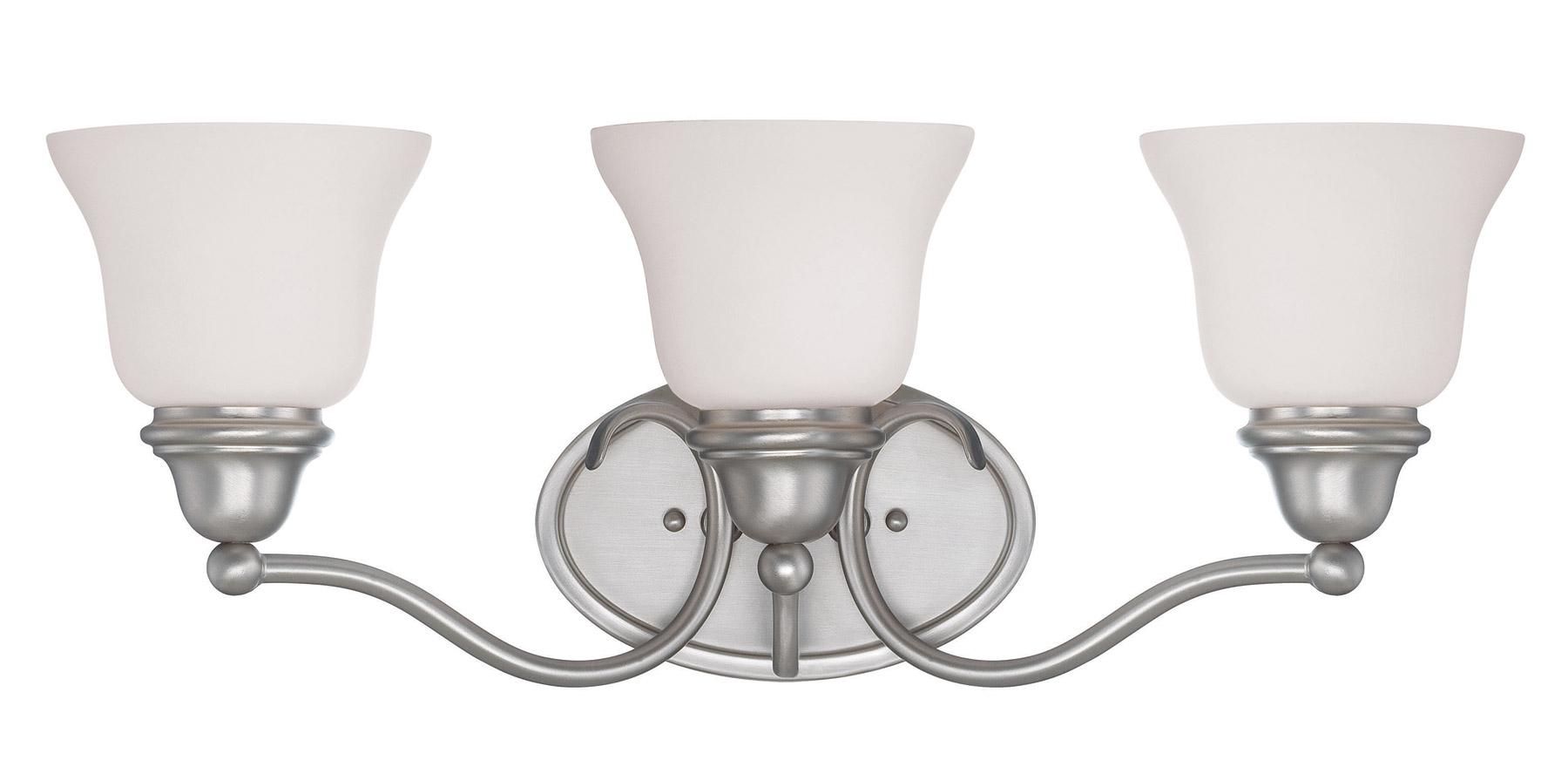 Savoy house 8 6837 3 69 yates vanity light for Savoy house bathroom lighting