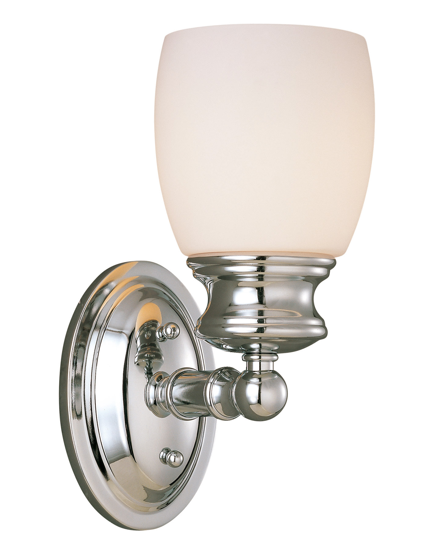 Chrome Wall Sconces Bathroom : Savoy House 8-9127-1-11 Chrome Bath Wall Sconce