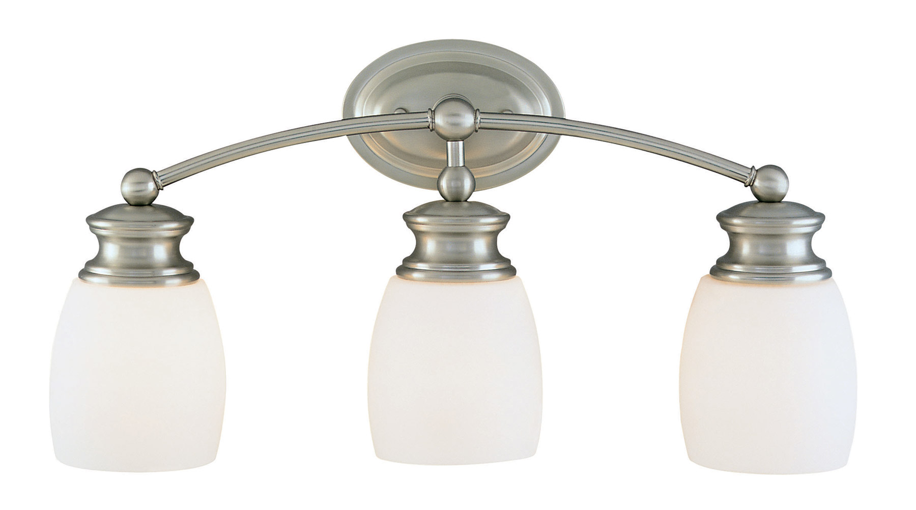 Savoy House 8 9127 3 Sn Bath Vanity Light