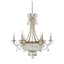 Savoy House 1-3060-6-60 Claiborne 6 Light Chandelier