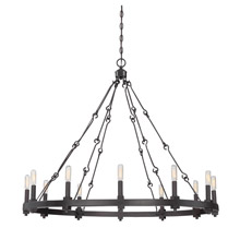 Savoy House 1-931-12-13 Adria 12 Light Chandelier