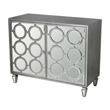 ELK Home 114-150 Platinum Ring Platinum Ring Cabinet