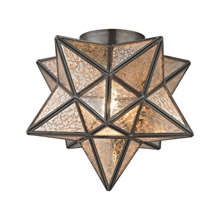 ELK Home 1145-004 Moravian Star Flush Mount Ceiling Fixture