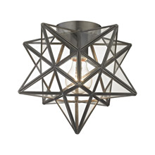 ELK Home 1145-005 Moravian Star Flush Mount Ceiling Fixture