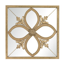 ELK Home 132-009 Albern Four Leaf Clover Mirror