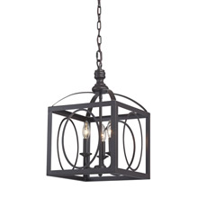ELK Home 141-001 Ailsa 3 Light Cluster Lantern