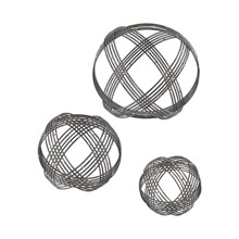 Sterling 3138-274/S3 Warp Wall Decor (Set of 3)