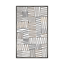 Sterling 3200-006 Heavy Metal Wire Work Decorative Wall Panel