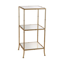 ELK Home 3200-035 Bamboo Shelving Unit
