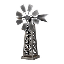ELK Home 51-10032 Wind Mill Table Top Accessory