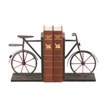 ELK Home 51-3857 Bicycle Bookends (Pair)
